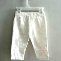 A1524#WHITE Legging Anak Cantik