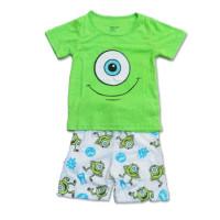 AB003 Baju Anak Monster 1-6 Tahun