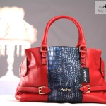 AB0223#RED Tas Branded ANDROS