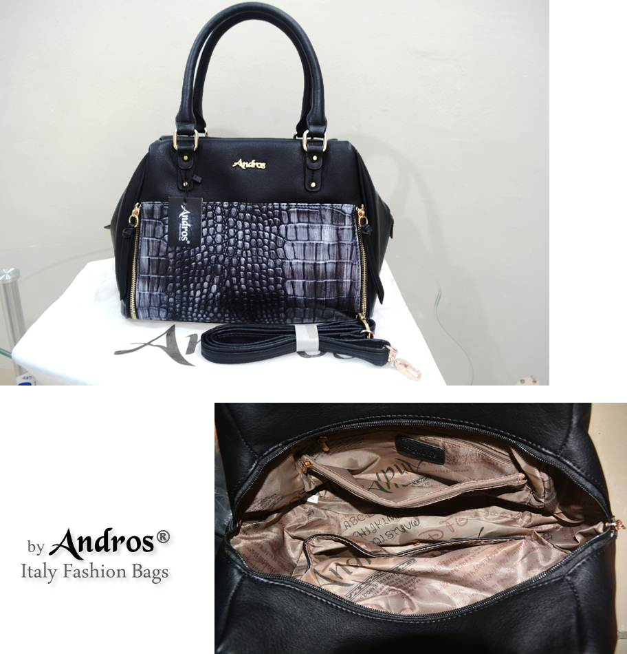 AB0225 IDR 250.000 MATERIAL PU SIZE L37XH25XW16CM WEIGHT 1000GR COLOR BLACK