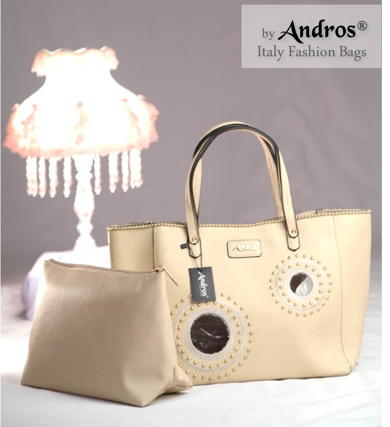 AB30002(2IN1) IDR. 255.000 BAHAN PU SIZE L45XH27XW18CM WEIGHT 900GR COLOR BEIGE