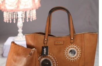 AB30002(2IN1) IDR. 255.000 BAHAN PU SIZE L45XH27XW18CM WEIGHT 900GR COLOR BROWN