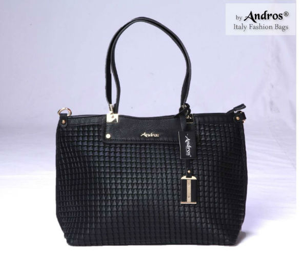 AB3830 IDR.235.000 MATERIAL PU SIZE L45XH29XW16CM WEIGHT 1050GR COLOR BLACK