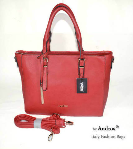 AB7941 IDR.235.000 MATERIAL PU SIZE L33XH28XW13CM WEIGHT 1000GR COLOR RED