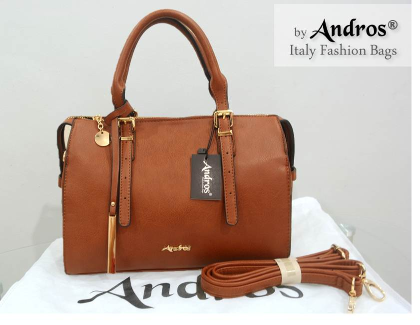 AB7943 IDR 250.000 MATERIAL PU SIZE L30XH23XW10CM WEIGHT 1000GR COLOR BROWN