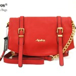 AB7944#RED Tas Branded ANDROS