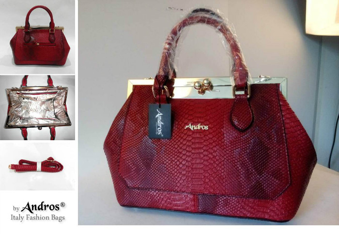AB8082 IDR 285.000 MATERIAL PU SIZE L35XH23XW12CM WEIGHT 1300GR COLOR RED