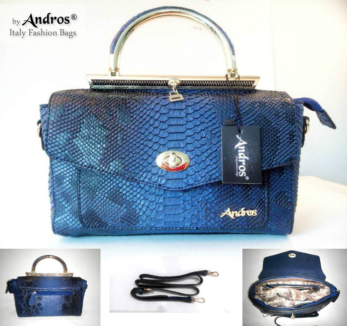 AB8816 IDR 270.000 MATERIAL PU SIZE L32XH17XW11CM WEIGHT 1000GR COLOR BLUE