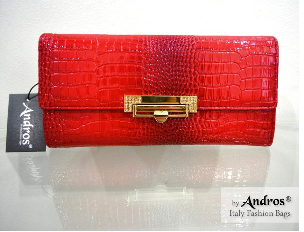 AB9295 IDR 178.000 MATERIAL PU SIZE L23XH11XW4CM WEIGHT 350GR COLOR RED
