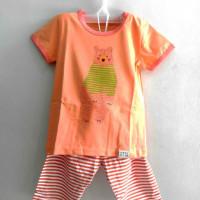 ASA1127 Baju Anak Set The Bear 1-4 Tahun