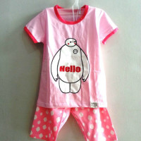 ASA1154 Baju Anak Model Big Hero