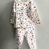 AY1009 Baju Tidur Anak Hello Kitty