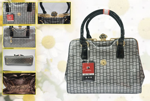 B0029 IDR.260.000 MATERIAL PU SIZE L31XH23XW10CM WEIGHT 1200GR COLOR GRAY