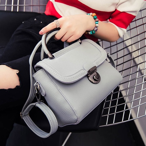 B0039 IDR.163.000 MATERIAL PU SIZE L22XH21XW9CM WEIGHT 700GR COLOR GRAY