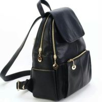B021 MATERIAL PU SIZE L32XH40XW12CM WEIGHT 850GR COLOR BLACK
