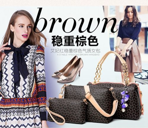 B035 (3in1) IDR.190.000 MATERIAL PU SIZE L32XH19XW13CM  WEIGHT 1200GR COLOR BROWN