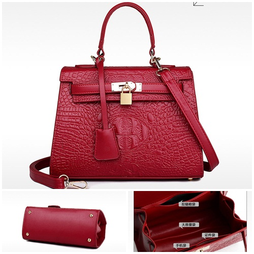 B0676 IDR.201.000 MATERIAL PU SIZE L27XH20XW12CM WEIGHT 900GR COLOR RED
