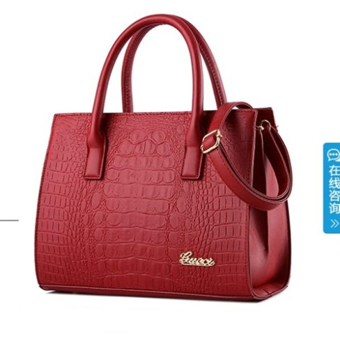 B0830  MATERIAL PU SIZE L29XH23XW12CM WEIGHT 750GR COLOR RED
