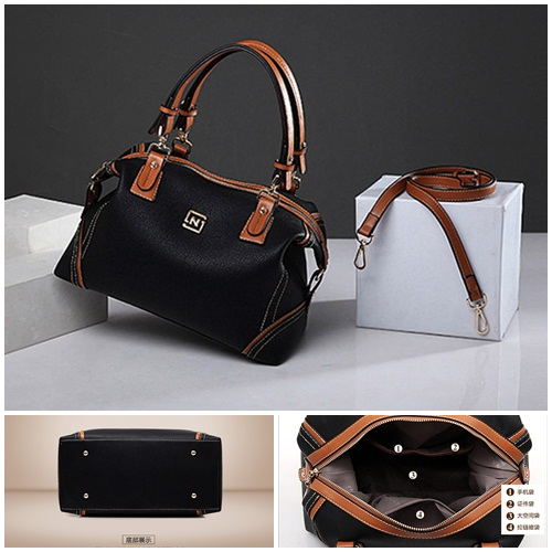 B1011 IDR.239.000 MATERIAL PU SIZE L35XH20XW17CM WEIGHT 950GR COLOR BLACK