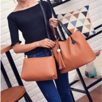B1012 MATERIAL PU SIZE L30XH27XW14CM WEIGHT 800GR COLOR BROWN