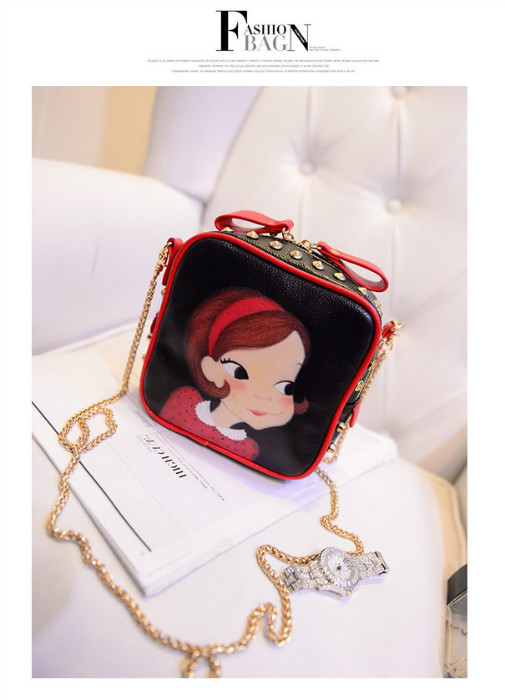 B1094 IDR.166.000 MATERIAL PU SIZE L17XH17XW8CM WEIGHT 550GR COLOR BLACK