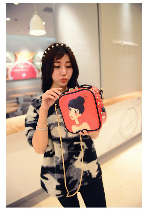 B1094 IDR.166.000 MATERIAL PU SIZE L17XH17XW8CM WEIGHT 550GR COLOR RED