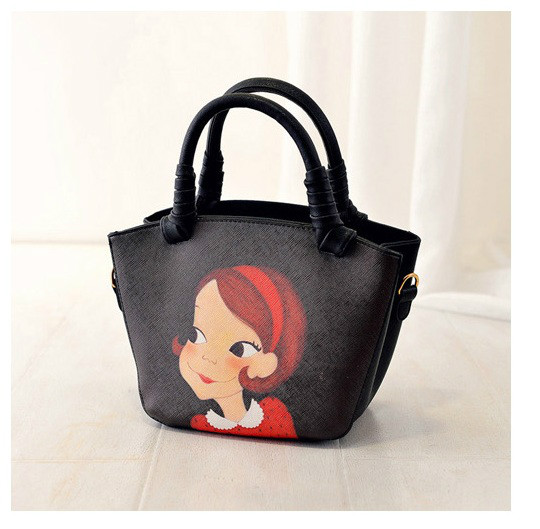B1117 IDR.178.000 MATERIAL PU SIZE L18XH18XW13CM WEIGHT 600GR COLOR BLACK (WITH LONG STRAP)
