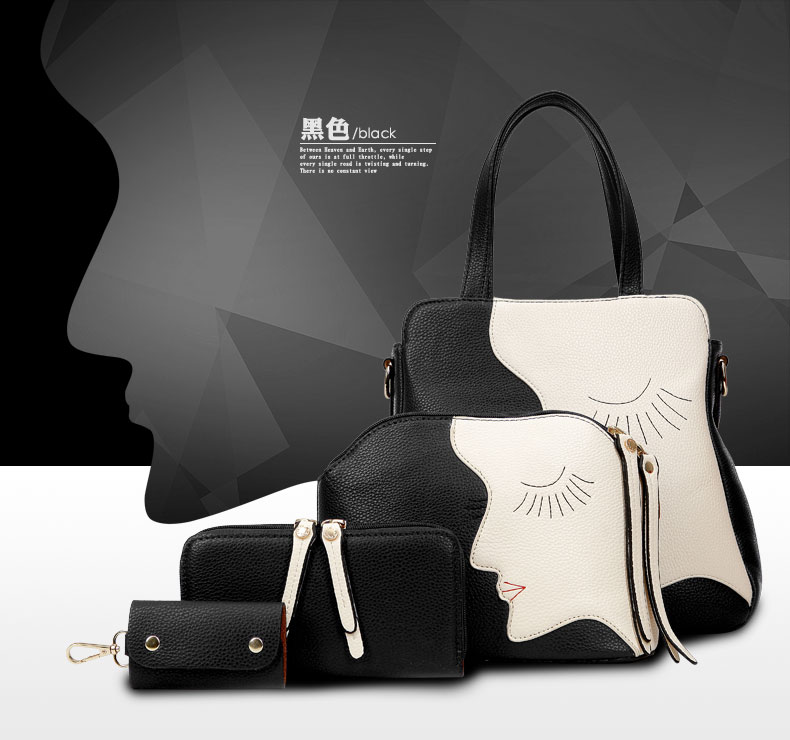 B1122(4in1) IDR.235.000 MATERIAL PU SIZE L31XH26XW13CM WEIGHT 1400GR COLOR BLACK