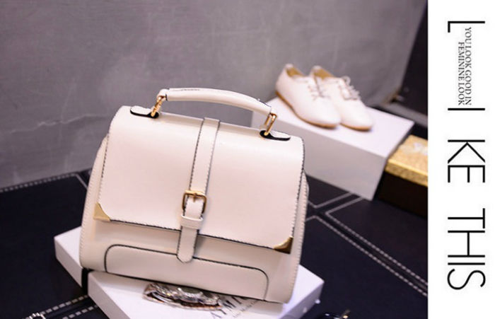 B1127 IDR.178.000 MATERIAL PU SIZE L25XH22XW10CM WEIGHT 750GR COLOR BEIGE