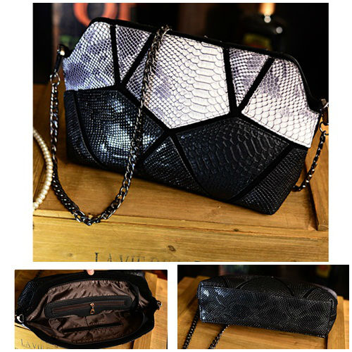 B1132 IDR.173.000 MATERIAL PU SIZE L27XH21XW8CM WEIGHT 600GR COLOR SILVER