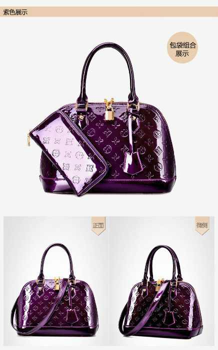 B1133(2in1) IDR.235.000 MATERIAL PU SIZE L31XH22XW15CM WEIGHT 1100GR COLOR PURPLE