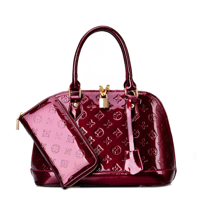 B1133(2in1) IDR.235.000 MATERIAL PU SIZE L31XH22XW15CM WEIGHT 1100GR COLOR WINE