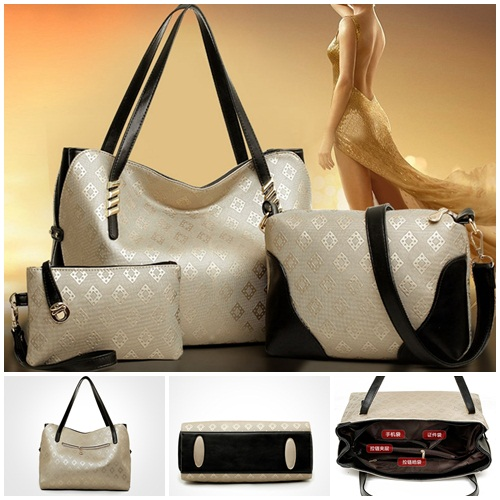 B1156-(3in1) IDR.195.000 MATERIAL PU SIZE L34XH27XW15CM WEIGHT 1000GR COLOR GOLD