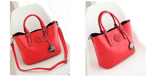 B1363-(2in1) IDR.195.000 MATERIAL PU SIZE L31XH23XW15CM WEIGHT 1150GR COLOR RED