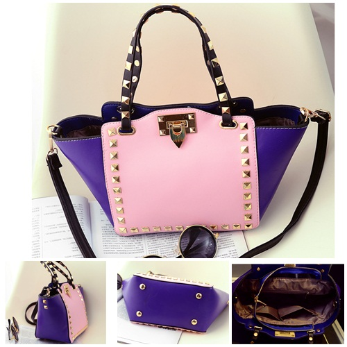 B1520 IDR.208.000 MATERIAL PU SIZE L34XH19XW12CM WEIGHT 700GR COLOR PINK