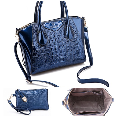 B1589(2in1) IDR.225.000 MATERIAL PU SIZE L32XH25XW15CM WEIGHT 900GR COLOR BLUE