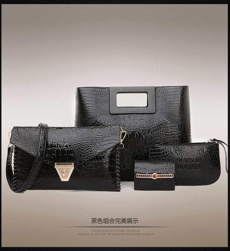 B1620-(4in1) IDR.240.000 MATERIAL PU SIZE L35XH27XW9CM WEIGHT 1300GR COLOR BLACK