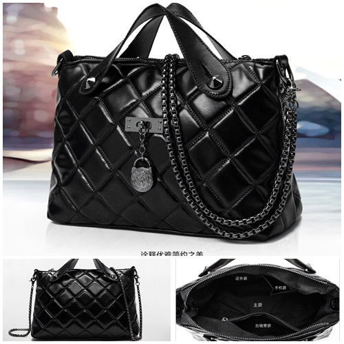 B1625 IDR.155.000 TAS FASHION MATERIAL PU SIZE L28XH18XW9CM WEIGHT 600GR COLOR BLACK