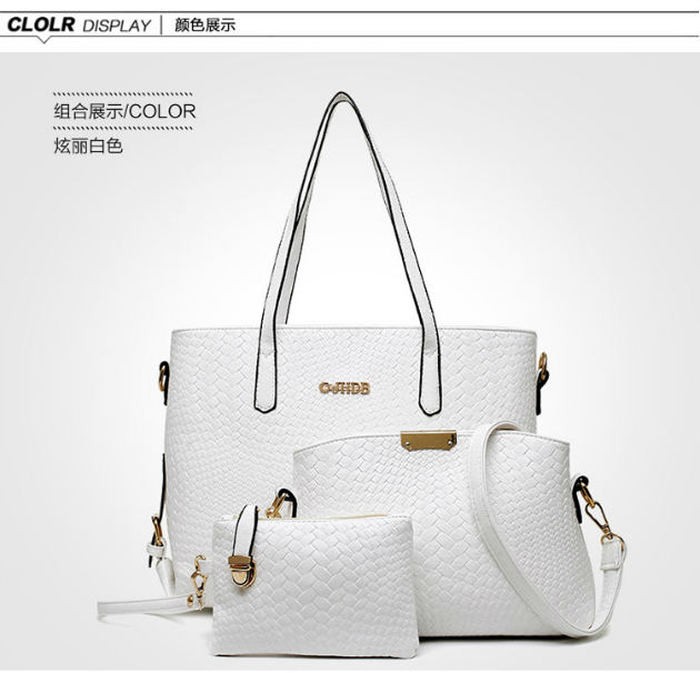 B1642-(3in1) IDR.220.000 MATERIAL PU SIZE L45XH31XW2CM WEIGHT 900GR COLOR WHITE