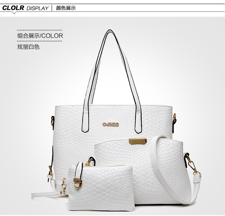 B1642(3in1) IDR.230.000 MATERIAL PU SIZE  L45XH31XW2CM WEIGHT 900GR COLOR WHITE