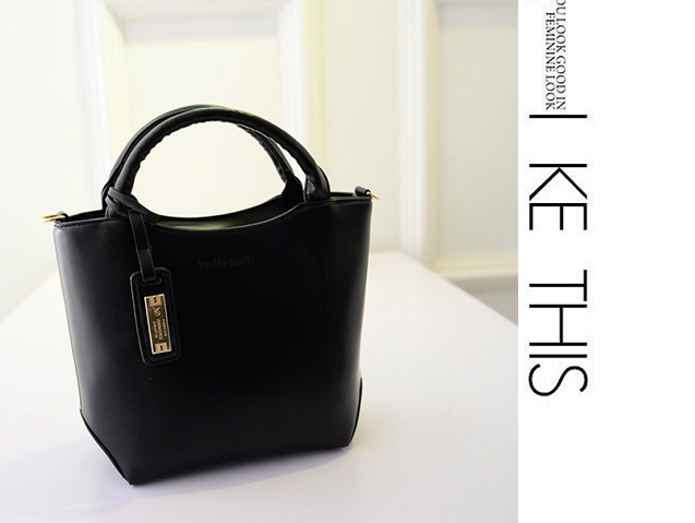 B1655 IDR.185.000 MATERIAL PU SIZE L27-22XH23XW12CM WEIGHT 700GR COLOR BLACK