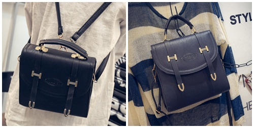 B1670 IDR.188.000 MATERIAL PU SIZE L23XH24XW13CM WEIGHT 700GR COLOR BLACK
