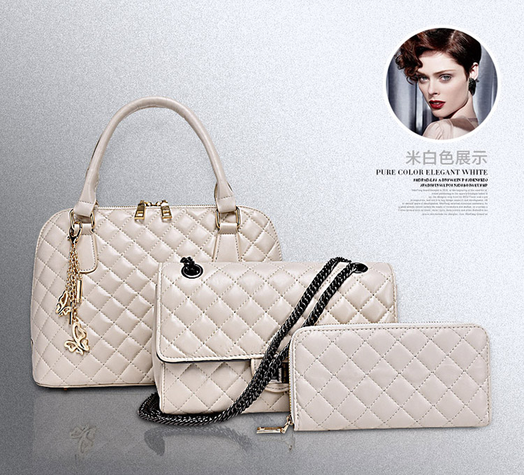 B1685(3in1) IDR.250.000 MATERIAL PU SIZE L32XH22XW13CM WEIGHT 1300GR COLOR BEIGE