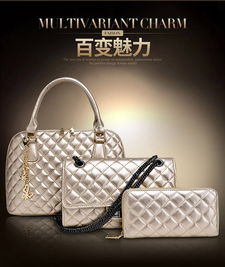 B1685(3in1) IDR.250.000 MATERIAL PU SIZE L32XH22XW13CM WEIGHT 1300GR COLOR GOLD