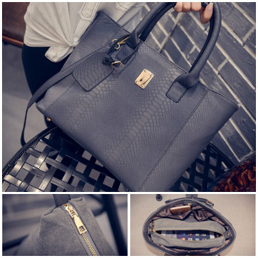 B1697(2in1) IDR.195.000 MATERIAL PU SIZE L37-35XH26XW14CM WEIGHT 750GR COLOR GRAY
