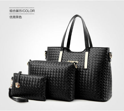 B1701-(3in1) IDR.215.000 MATERIAL PU SIZE L34XH24XW14CM WEIGHT 1200GR COLOR BLACK