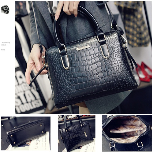 B1739 IDR.208.000 MATERIAL PU SIZE L30XH22XW12CM WEIGHT 800GR COLOR BLACK
