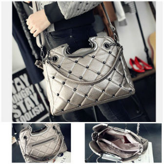 B1766 IDR.201.000 MATERIAL PU SIZE L33XH25XW11CM WEIGHT 850GR COLOR SILVER