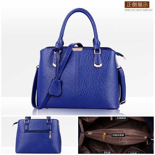B1820 IDR.210.000 MATERIAL PU SIZE L31XH22XW15CM WEIGHT 800GR COLOR BLUE