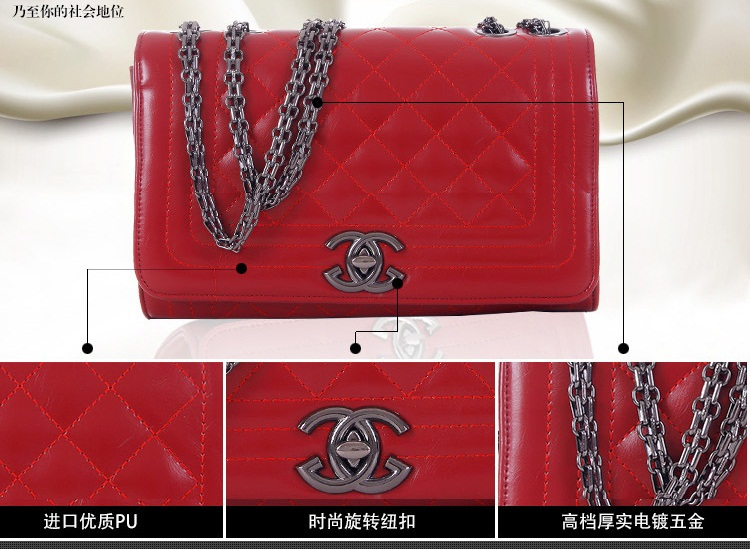 B1838 IDR.175.000 MATERIAL PU SIZE L26XHH17XW10CM WEIGHT 700GR COLOR RED